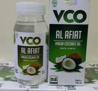 Kegunaan Minyak VCO