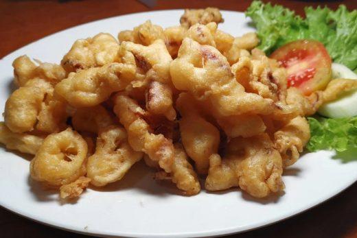 cara membuat tempura ayam
