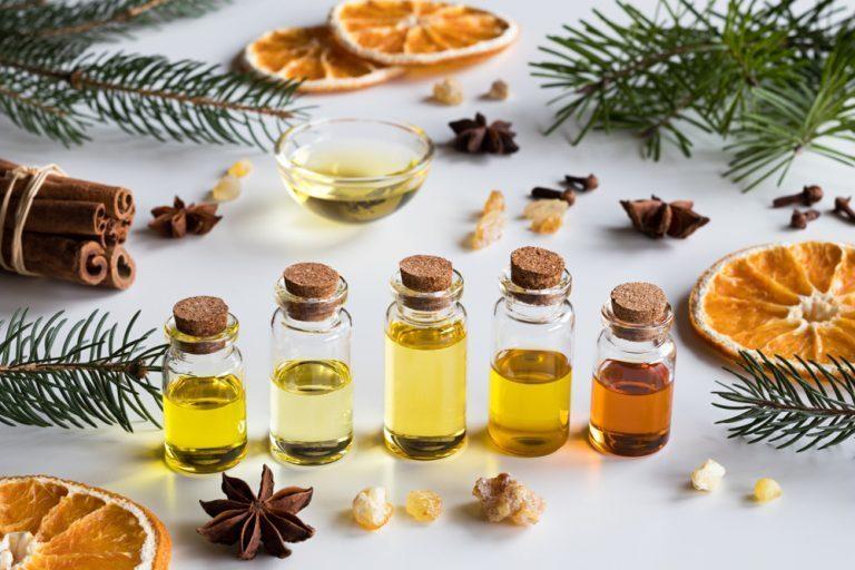 jenis jenis minyak atsiri dan kegunaanya