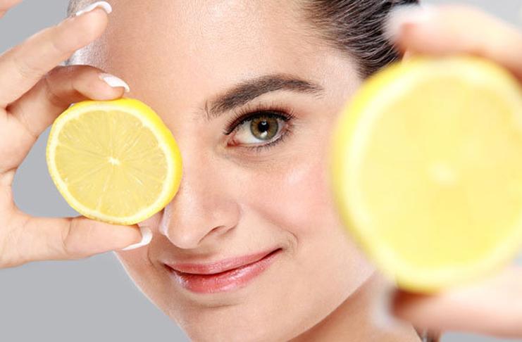 essential lemon oil untuk wajah