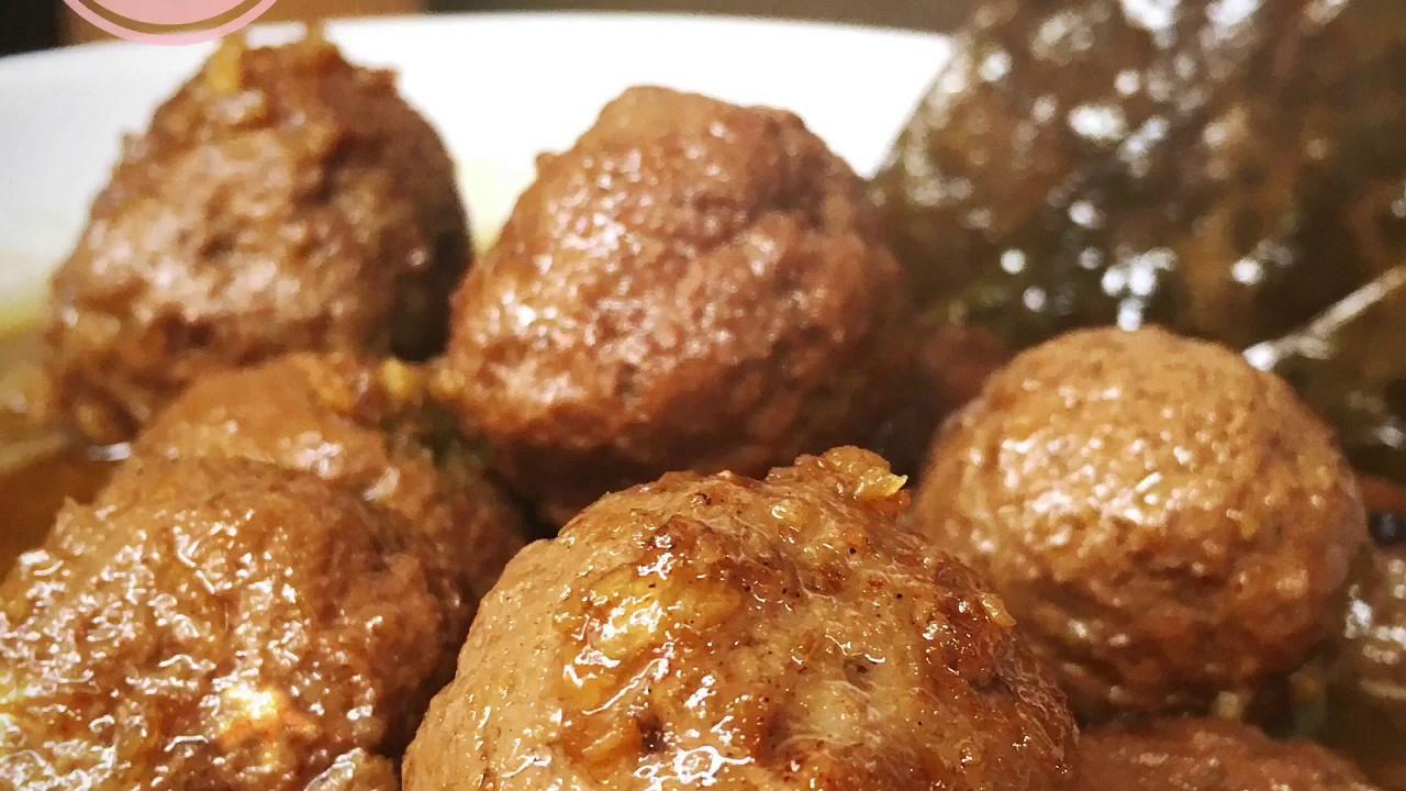 cara membuat bistik daging giling