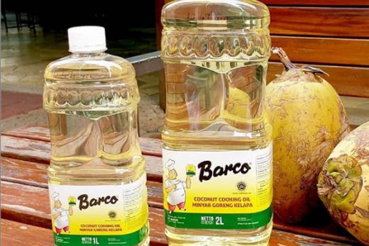 cara membuat minyak goreng dari kelapa