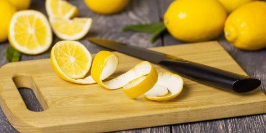 cara pembuatan essential lemon oil